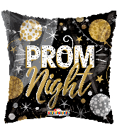 "18"" Prom Night Foil Balloon"