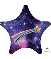 """28"""" Jumbo Celestial Star Foil Balloon"""