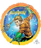 "18"" Aquaman Foil Balloon"
