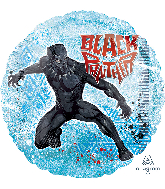 "18"" Black Panther Foil Balloon"