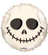 """18"""" Jack Skull Foil Balloon"""