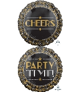 "18"" Cheers Foil Balloon"