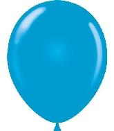 "9"" Standard Blue Tuf Tex Latex Balloons 100 per Bag"