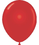 "11"" Pearl Starfire Red Tuf Tex Latex Balloons 100 Per Bag"