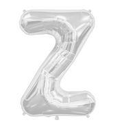 "34"" Northstar Brand Packaged Letter Z - Silver"