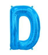 "34"" Northstar Brand Packaged Letter D - Blue"