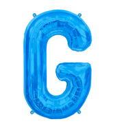 "34"" Northstar Brand Packaged Letter G - Blue"