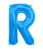 "34"" Northstar Brand Packaged Letter R - Blue"