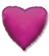 "32"" Jumbo Magenta Heart"