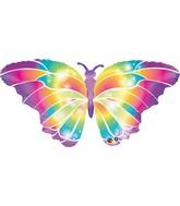 """44"""" Luminous Butterfly Balloon"""