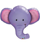 "39"" Ellie the Elephant Balloon"
