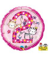 "18"" Rachel Ellen Age 2 Kitttens Polka Dots"
