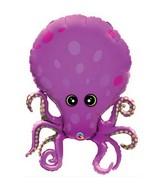 """35"""" Amazing Octopus Balloon"""