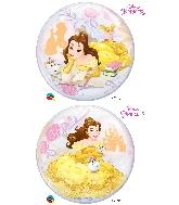 "22"" Single Bubble Disney Princess Belle"