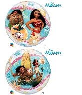 "22"" Single Bubble Disney Moana"