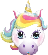 "38"" Magical Unicorn Foil Balloon"