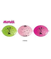 """12"""" Quicklink Special Assorted 50 Count Minnie Mouse"""