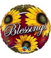 "18"" Blessing Balloon"