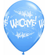 "11"" Welcome! Stars Contemporary Assortment (50 ct.)"