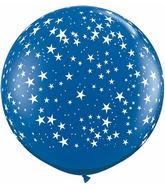 "36"" Stars-A-Round Sapphire Blue (2 ct.)"