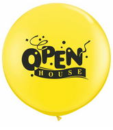 """36"""" Open House Yellow (2 ct.)"""