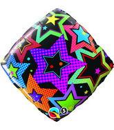 "18"" Stars Accent Patterns"