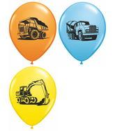 "11"" Construction Trucks  Assorted (50 ct.)"