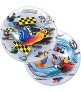 "22"" Turbo Racing League Character Bubble Balloons"