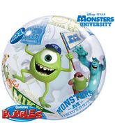 """22"""" Monsters University Character Bubble Balloons"""
