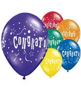 "11"" Congratulations Star Assortment (50 ct.)"
