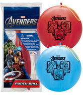 "14"" The Avengers 1 ct. Punch Ball"