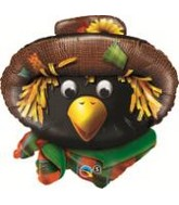 "29"" Patches the Scare Crow Balloon"
