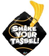 """37"""" Shake Your Tassel! Balloon"""