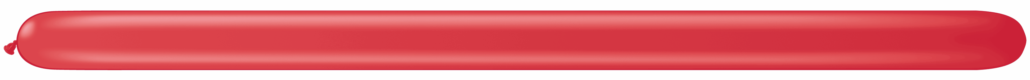 646Q Latex Balloons Entertainer (50 Count) Red