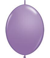 "12"" Qualatex Latex Quicklink Spring Lilac 50 Count"