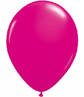 "11"" Qualatex Latex Balloons WILD BERRY 100CT"