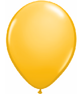 "5""  Qualatex Latex Balloons  GOLDENROD      100CT"