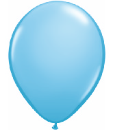 "5""  Qualatex Latex Balloons  PALE BLUE      100CT"