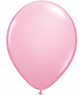 "5""  Qualatex Latex Balloons  PINK           100CT"