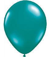 "9""  Qualatex Latex Balloons  JEWEL TEAL     100CT"