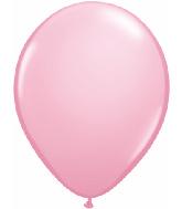 "9""  Qualatex Latex Balloons  PINK           100CT"