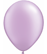 "11""  Qualatex Latex Balloons  Pearl LAVENDER   100CT"