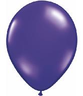 "16""  Qualatex Latex Balloons  QUARTZ PURPLE   50CT"