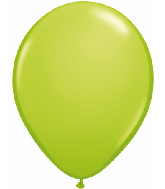 "11""  Qualatex Latex Balloons  LIME GREEN     100CT"