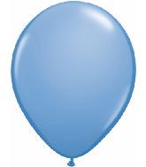 """11"""" Qualatex Latex Balloons 25 Per Bag Periwinkle"""