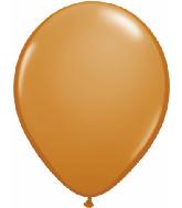 "16""  Qualatex Latex Balloons  MOCHA BROWN     50CT"