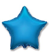 "4"" Airfill Only Blue Star"