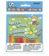 50 Count Neon Water Balloons