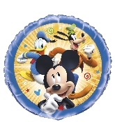 "18"" Foil Balloon - Mickey Mouse Roadster Racers"