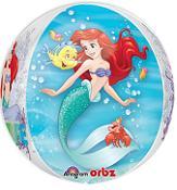 "16""Orbz Balloon Ariel Dream Big"